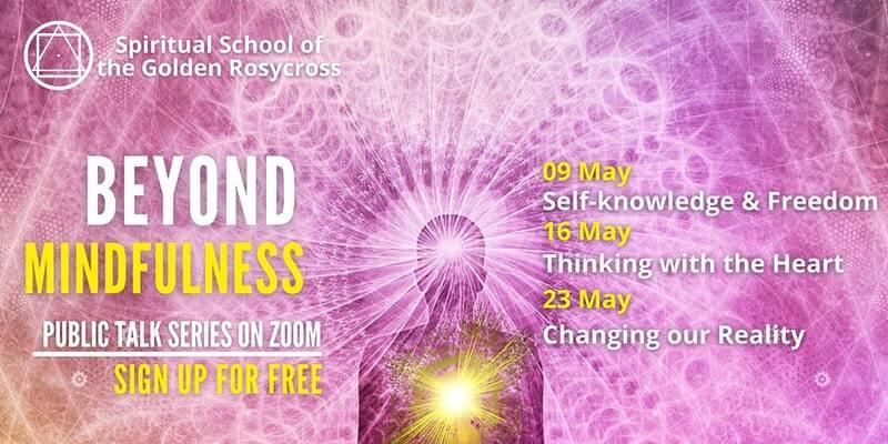 Public Talk Series - Beyond Mindfulness