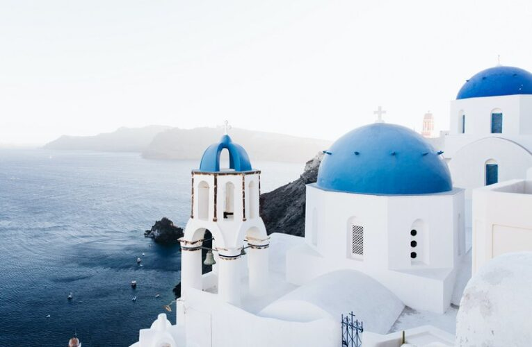 Travel To Greece With This Bucket List