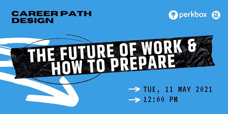 Career Path Design The Future of Work & How to Prepare