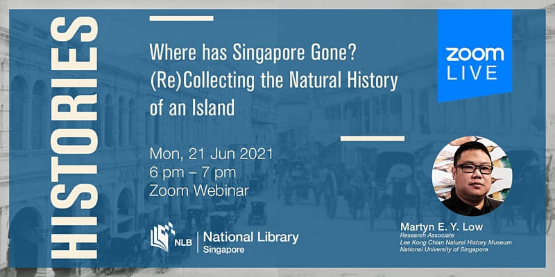 Histories Where has Singapore Gone