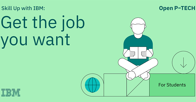 Skill Up with IBM: Get the Job You Want