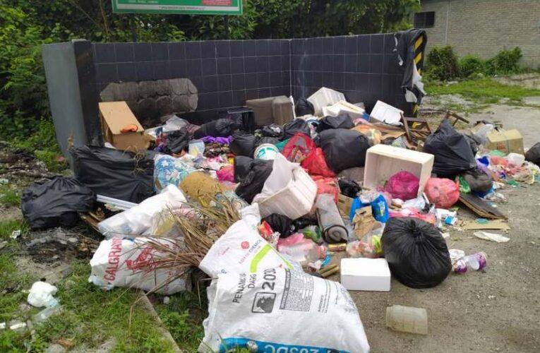 Kampung Rapat Jaya Tambahan Warned To Be More Responsible With Domestic Trash