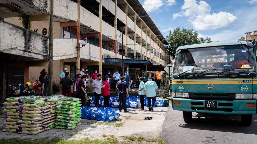 KLK MBI Prihatin Food Aid Programme