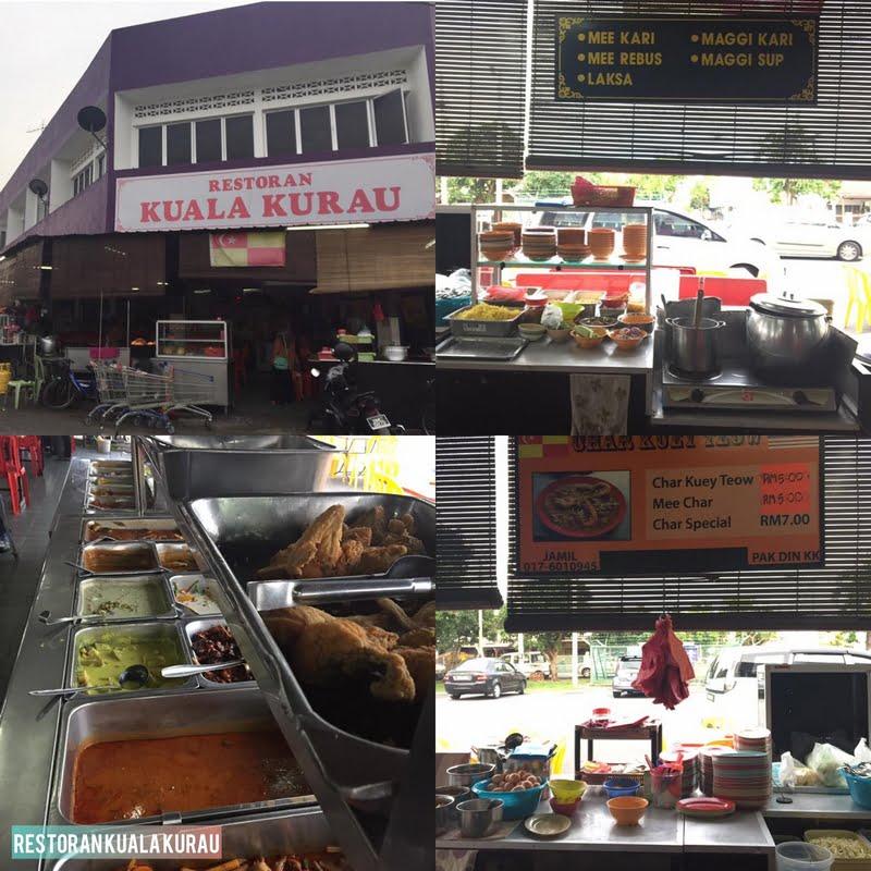 Kuala Kurau Restaurant, Sungai Besar