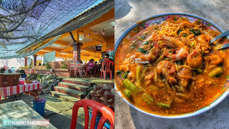 Mee Udang BNO Restaurant, Sabak Bernam