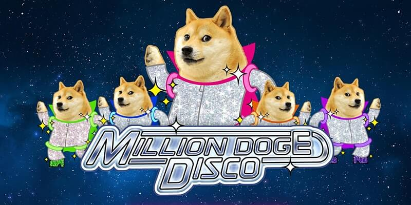 Doge Disco Party!