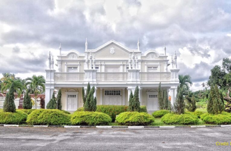 6 of Selangor's Stunning Architectures
