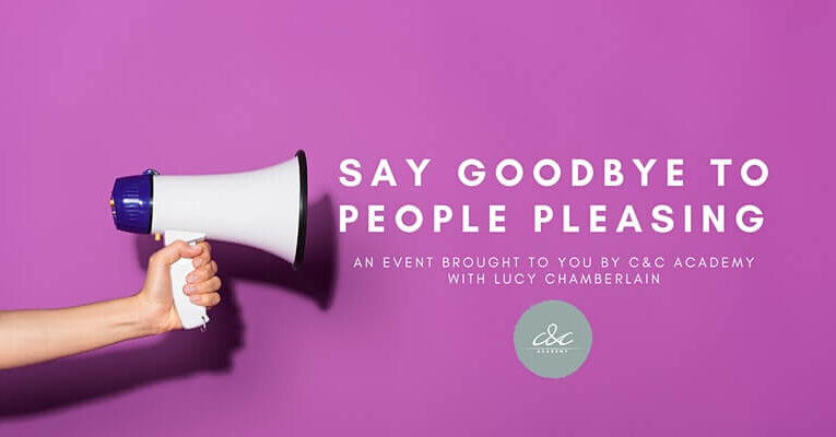 Say Goodbye to People Pleasing Forever!