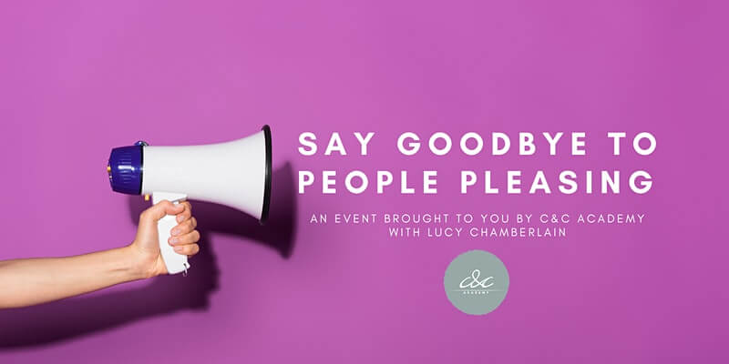 Say Goodbye to People Pleasing Forever