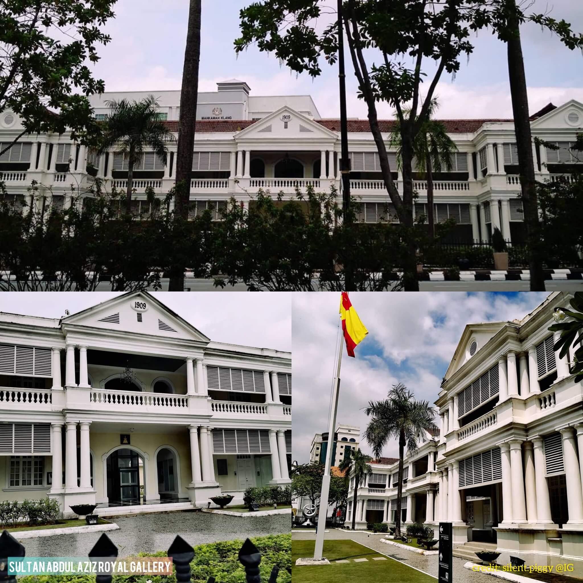 Sultan Abdul Aziz Royal Gallery Klang