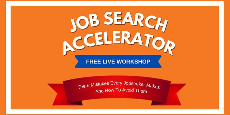 The Job Search Accelerator Workshop