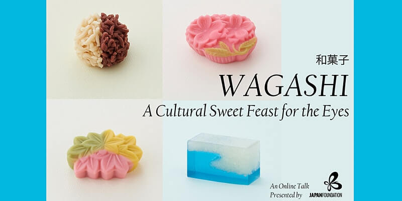 Wagashi - A Cultural Sweet Feast for the Eyes