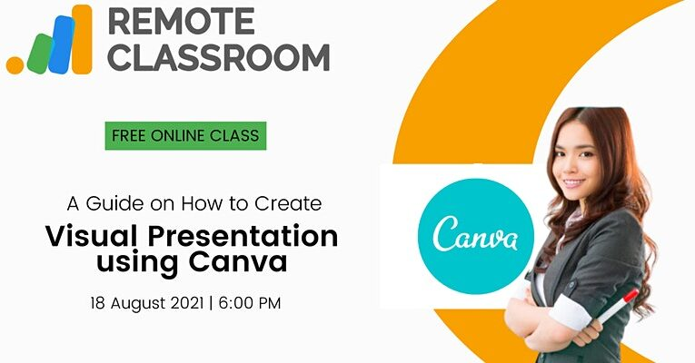 A Guide on How to Create Visual Presentation Using Canva