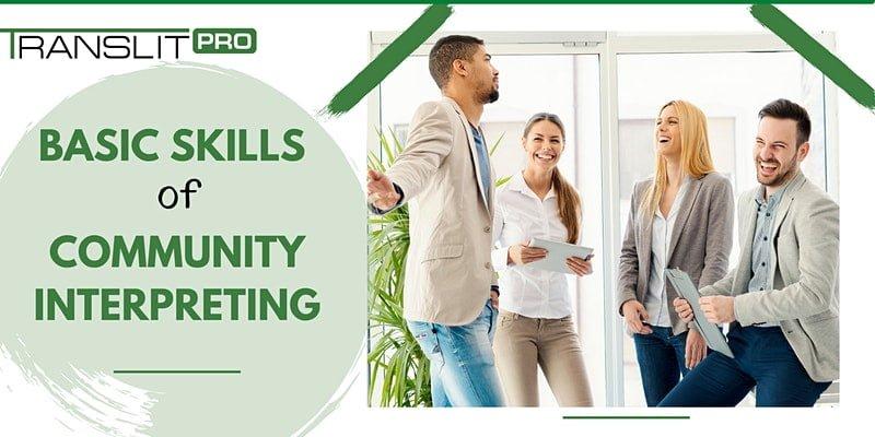 Basic Skills of Community Interpreting