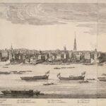 Virtual Tour A Trip Along The River Thames, 1749