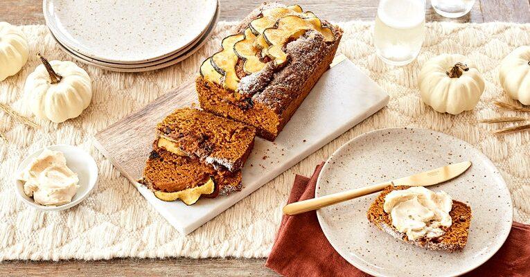 Autumn Maple Pumpkin Bread Cooking Class