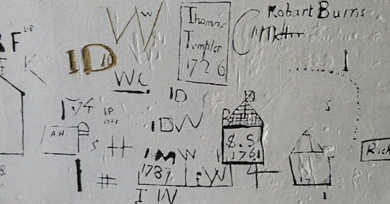 Hidden in Plain Sight: Historic Graffiti in the City of London