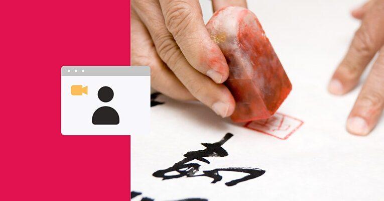 DIY Chinese Seal Carving Workshop