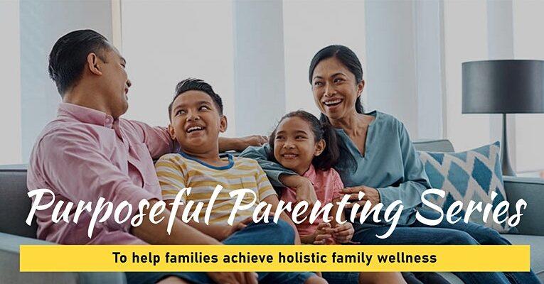 FREE Parenting Online Class – Purposeful Parenting Series