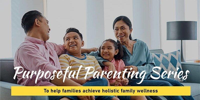 Purposeful Parenting Series